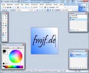 Icon-Erstellung mit Paint.NET